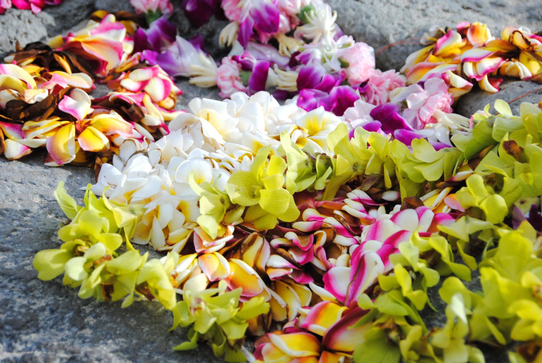 Hawaiian Lei Making Classes Explore The Culture Of The Islands