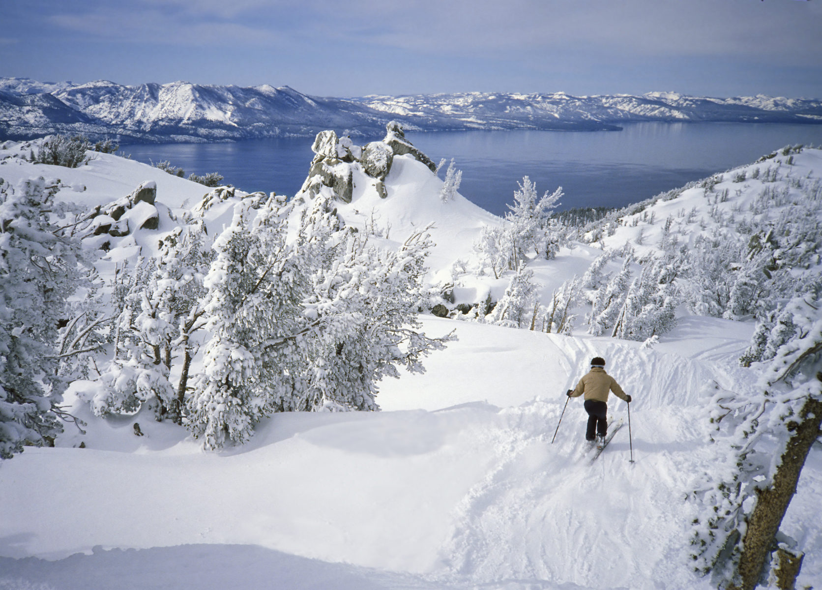 5 Ways to Spend Winter Vacation in Lake Tahoe With Family