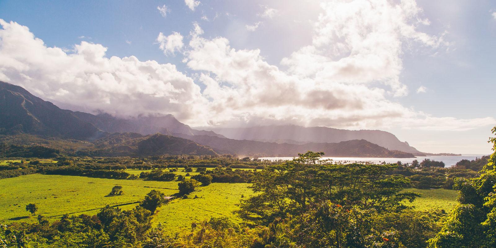 Kauai Itinerary