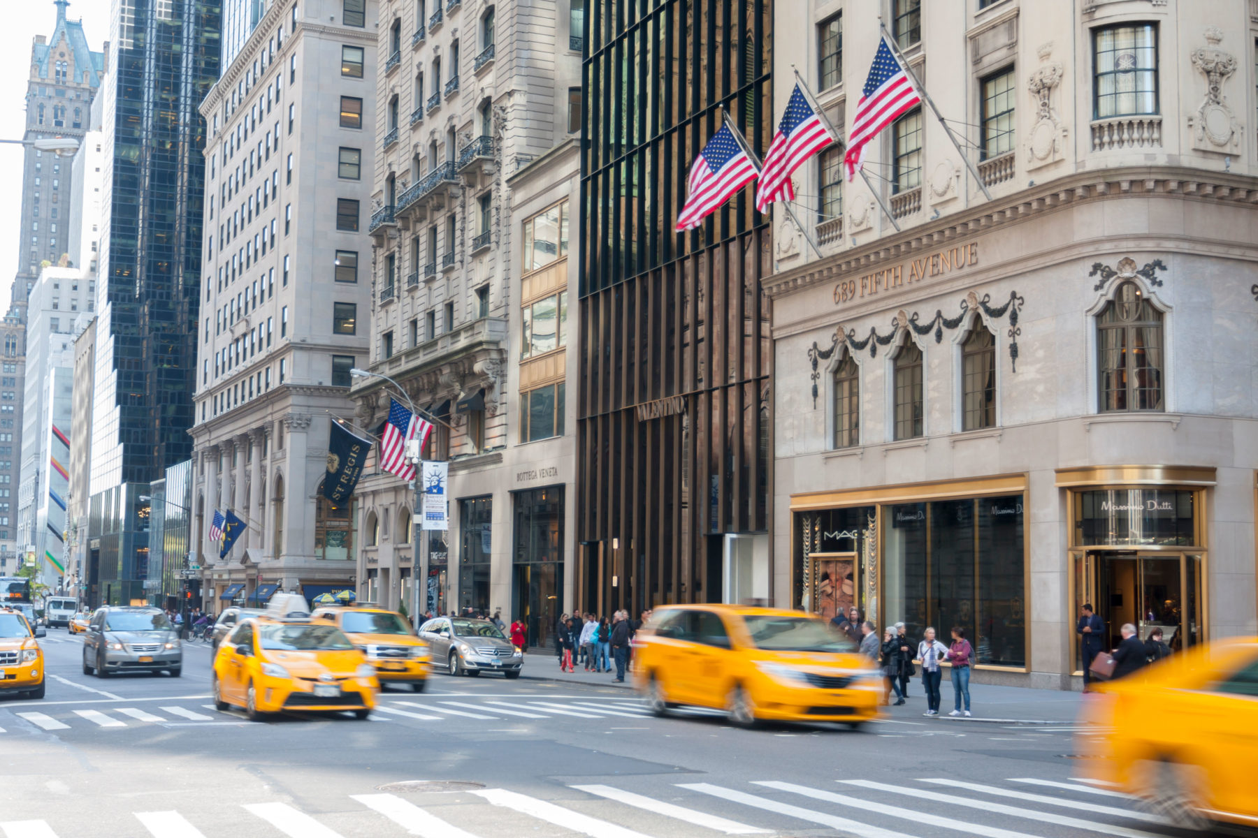 New York's Fifth Avenue
