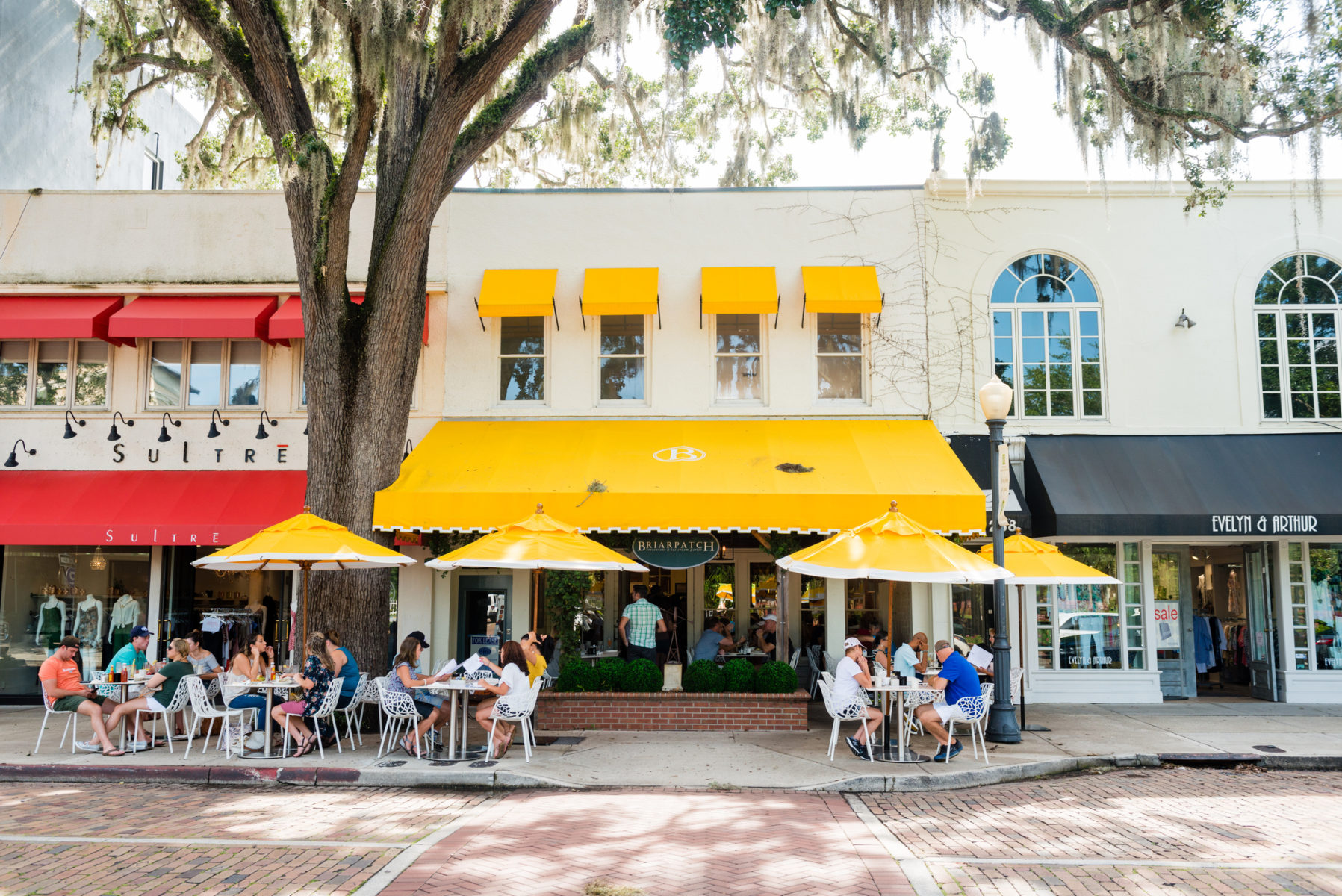 Dining in Winter Park Florida
