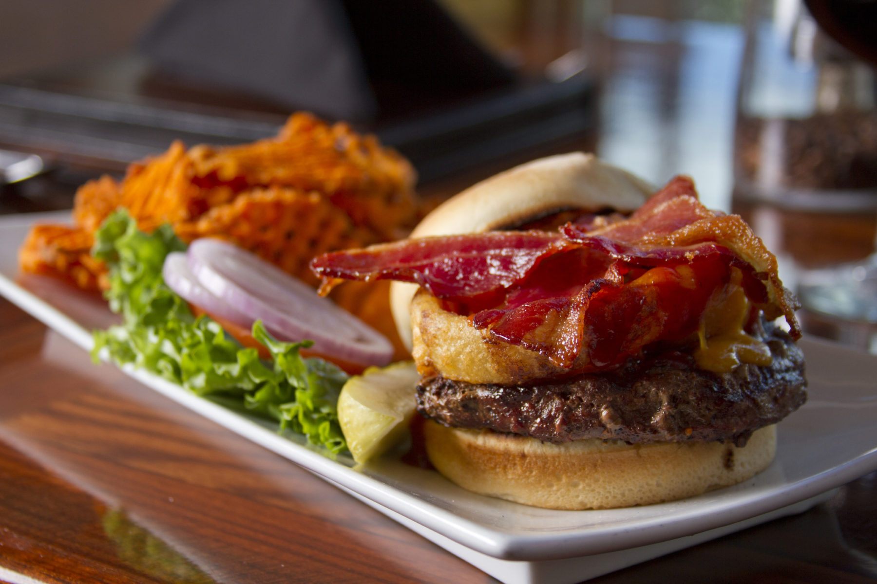 Breckenridge Burger