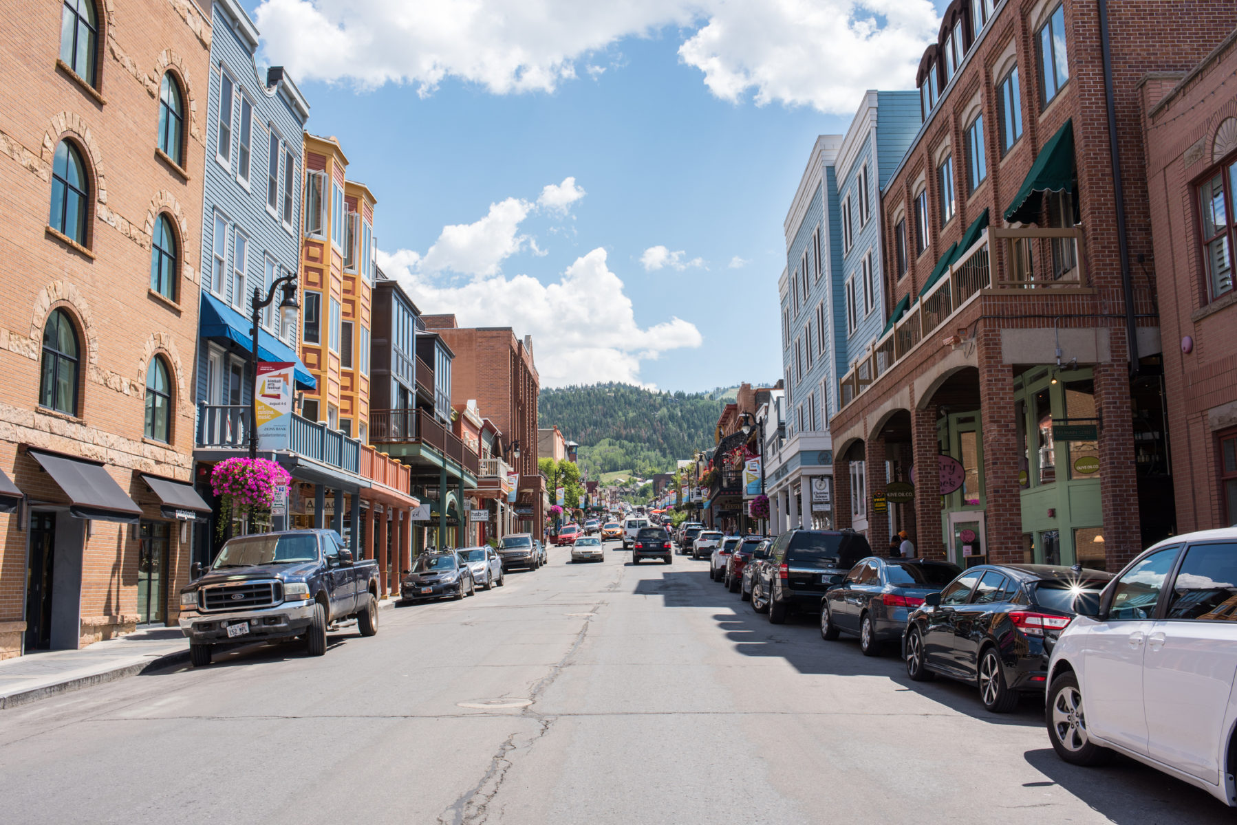 summer activities in Park City