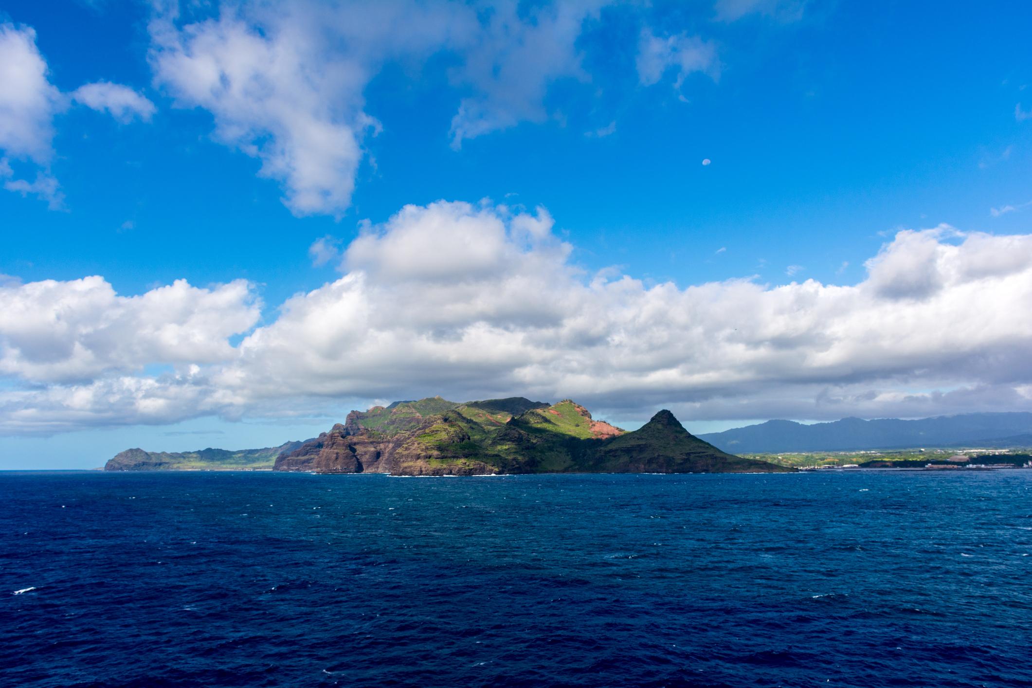 Владельцы острова ниихау фото