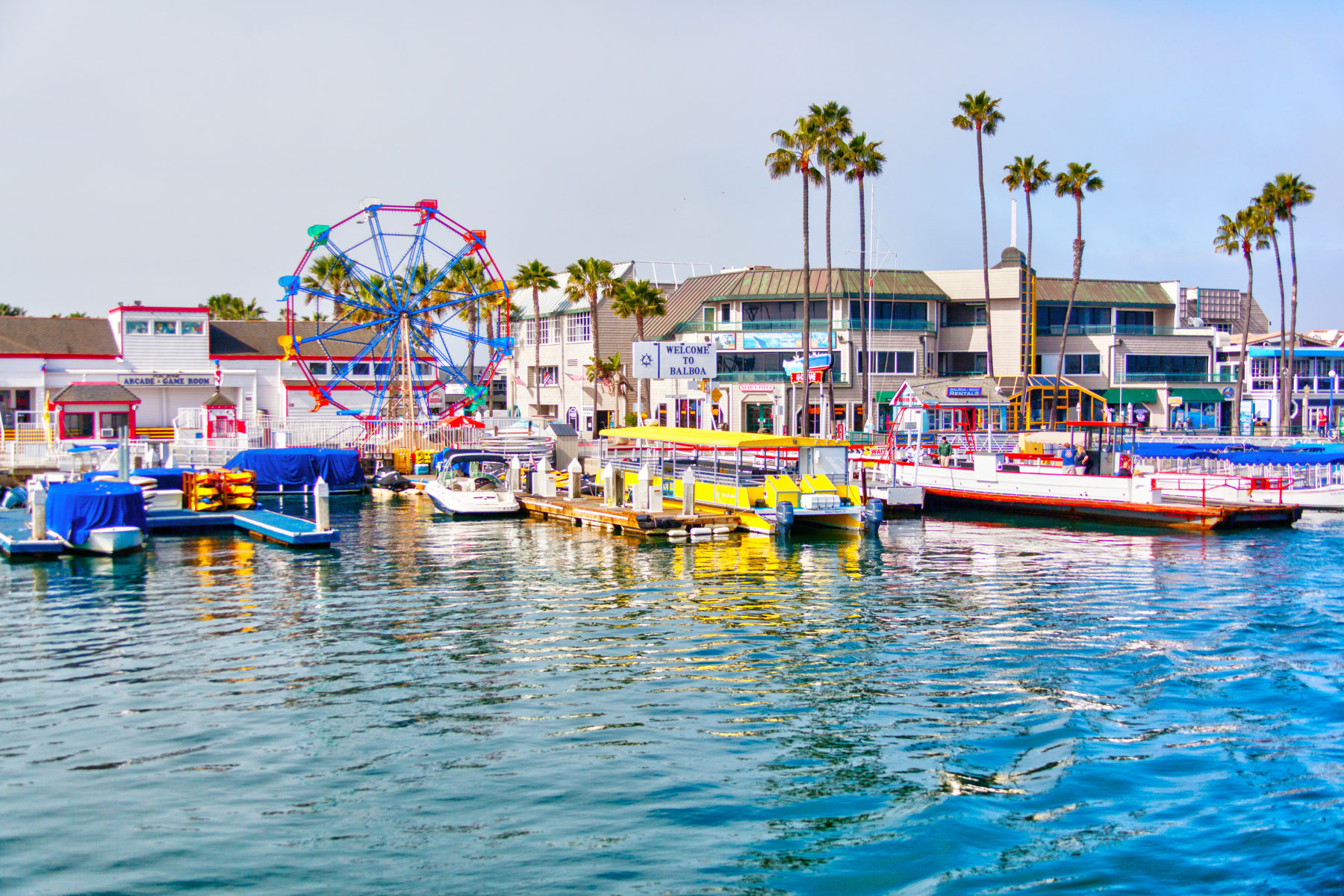 Insta Tour of Newport Beach, California