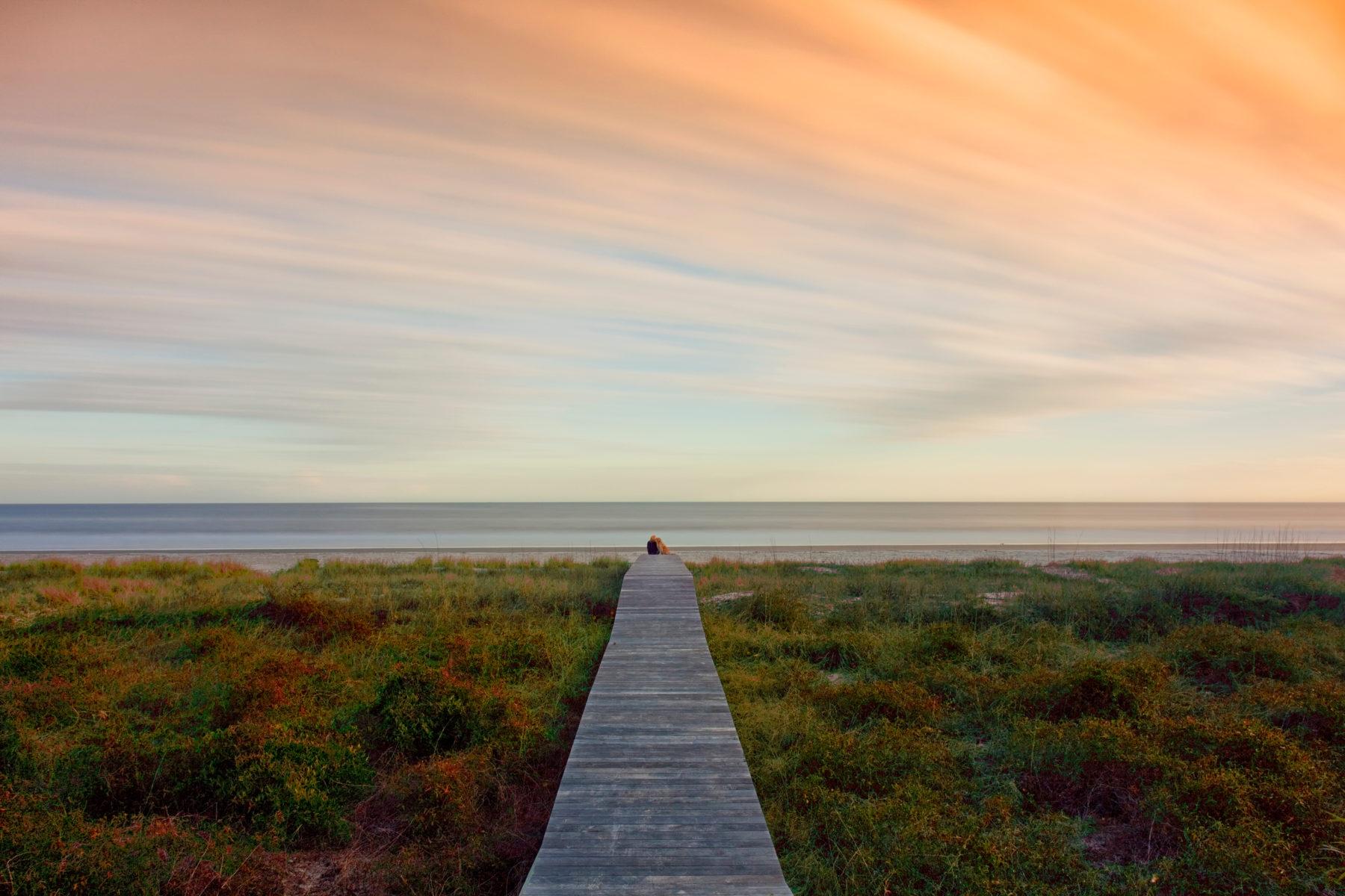 Seeing Green in Hilton Head, South Carolina