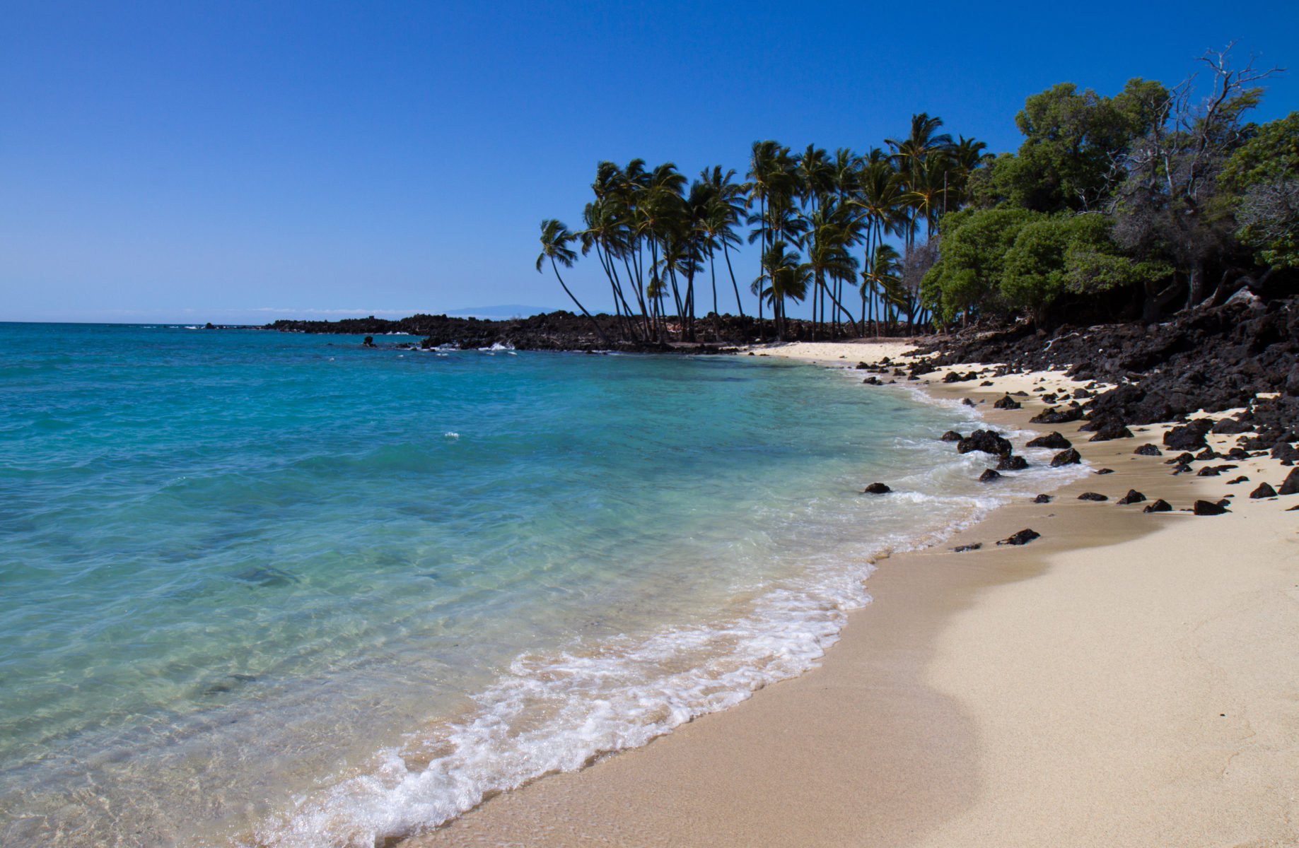 Beautiful Hawaiian beaches