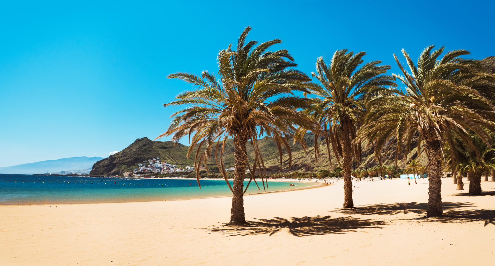 Beautiful Tenerife beaches