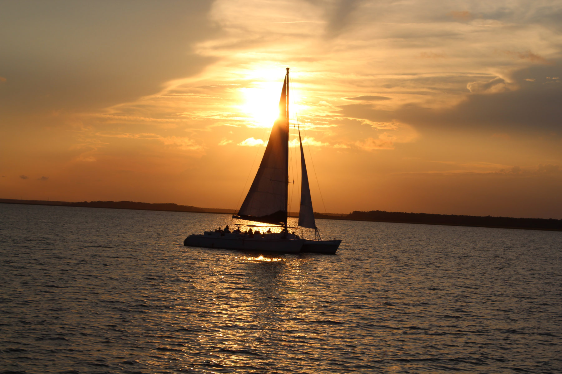 Hilton Head sunset cruise