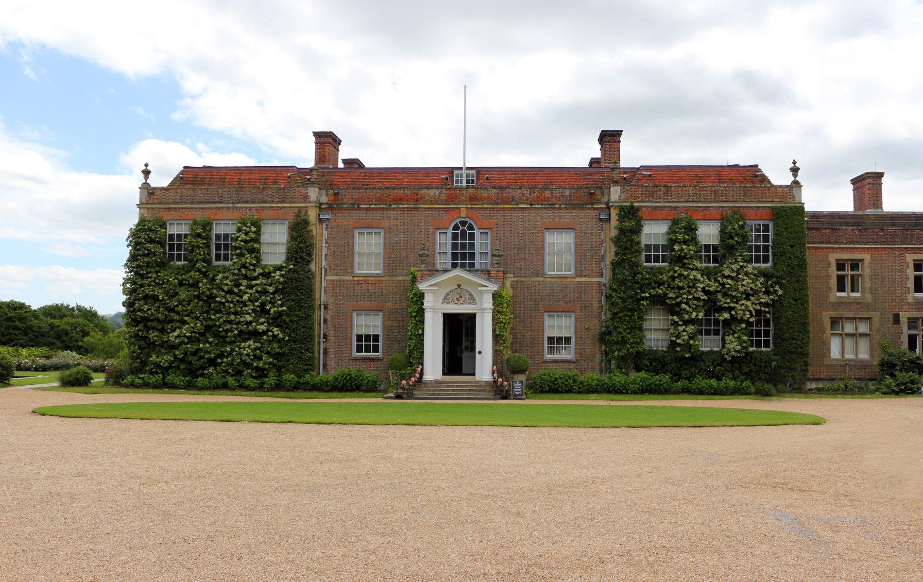 Historic Hinton Ampner house