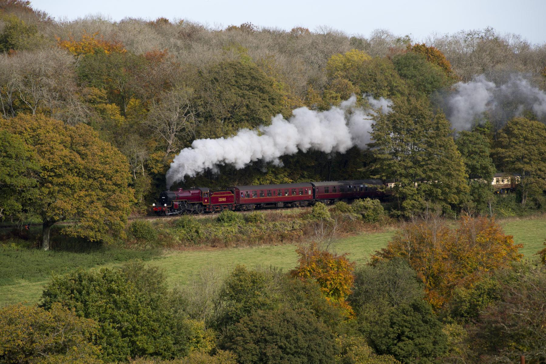 Watercress Line historic railway