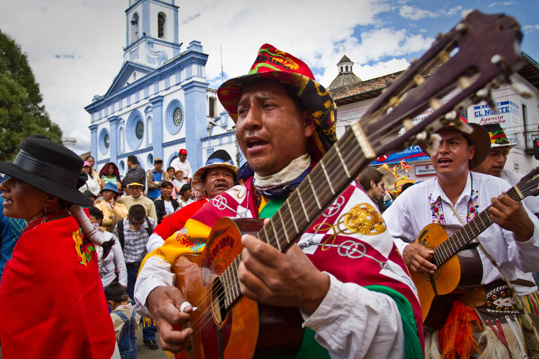 Celebrating Inti Raymi in Peru